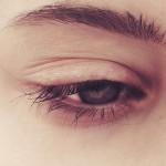 Os olhos de quem já perdeu a esperança