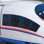 Pensando no Brasil dentro de um trem em Londres