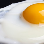 Trocar carne por ovo?